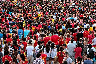 In einem spanischen Stadion - p2651428 von Oote Boe
