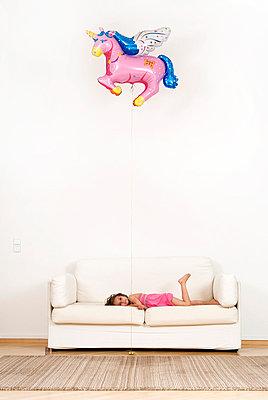 Last unicorn - p5530117 by Christine Basler