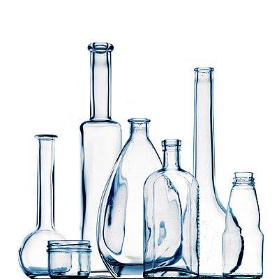 Altglas - p509m1464851 von Reiner Ohms