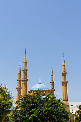 Mohammad Al Amin Mosque  - p794m2108392 von Mohamad Itani