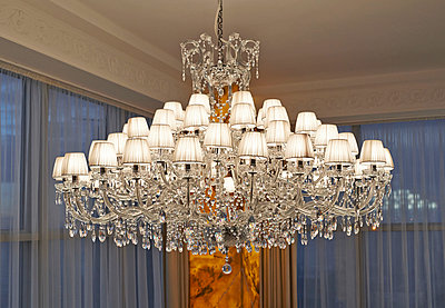 Chandelier - p390m973208 by Frank Herfort