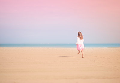 Running on the Beach - p1459m1525148 by Zoe Space