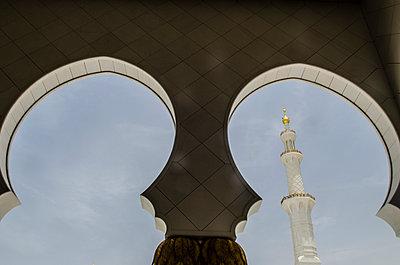 Scheich Zayed Moschee - p794m924137 von Mohamad Itani