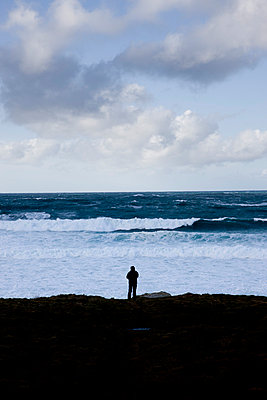Alone at the sea - p248m778426 by BY