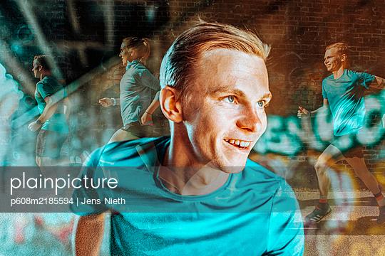 Running - p608m2185594 von Jens Nieth