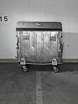 Garbage collection - p1292m1119918 by Niels Schubert