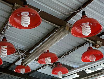 Rote Lampen - p26815996 von Arne Landwehr