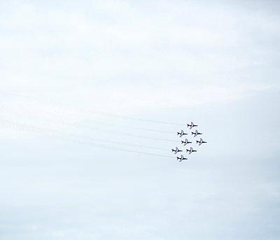 Airshow, Armée de l'Air, Patrouille de France - p1113m959692 by Colas Declercq