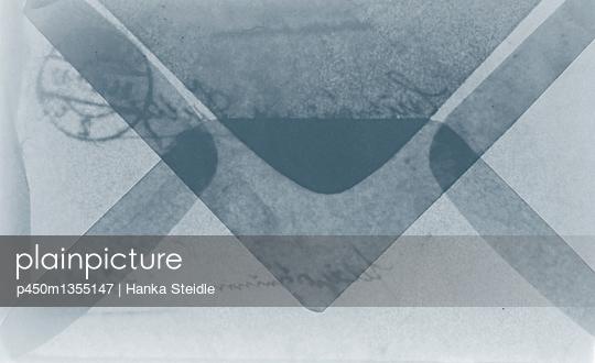 Briefumschlag  - p450m1355147 von Hanka Steidle