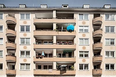 Wohnen in München - p1222m1589911 von Jérome Gerull