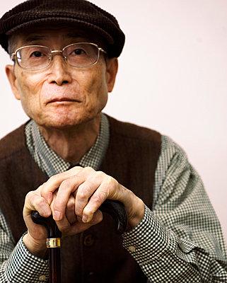 Senior - p5000131 by Yumiko Kinoshita