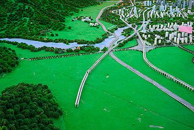 Zhaoqing New City Planning - p1558m2132809 by Luca Casonato