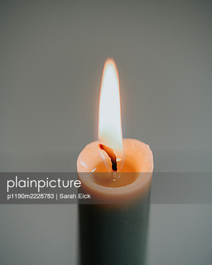 Candle - p1190m2228783 by Sarah Eick