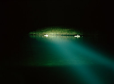 Ghost Boats - p1415m2076776 by Sophie Barbasch