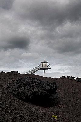 Leuchtturm auf Heimaey - p470m2020302 von Ingrid Michel
