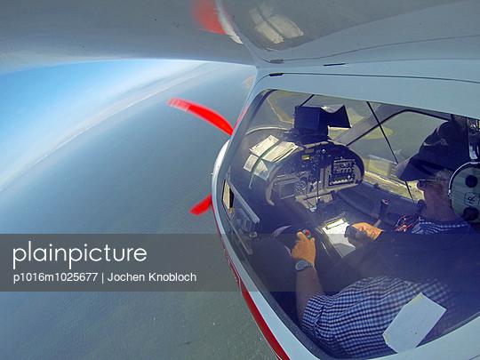 Ultraleichtflugzeug - p1016m1025677 von Jochen Knobloch