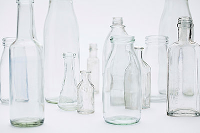 Bottles - p1006m1040331 by Danel