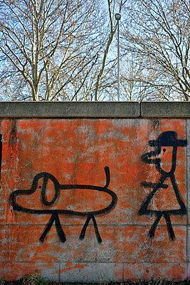 Graffiti - p229m1563435 von Martin Langer