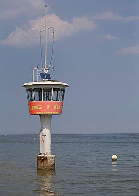 Rettungsschwimmerturm - p6060550 von Iris Friedrich