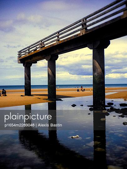 Vierville sur Mer, Omaha Beach - p1654m2289048 by Alexis Bastin