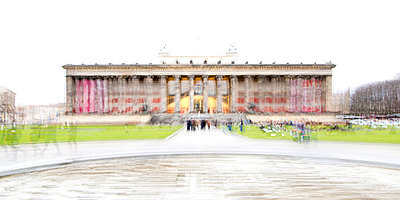 Altes Museum, Berlin, Germany - p1062m1172122 by Viviana Falcomer