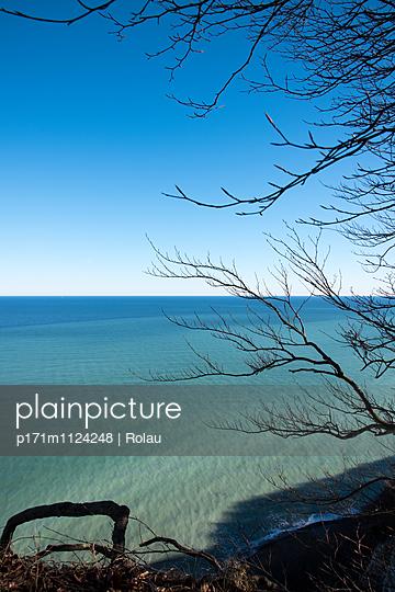 Viktora-Sicht im Nationalpark Jasmund - p171m1124248 von Rolau