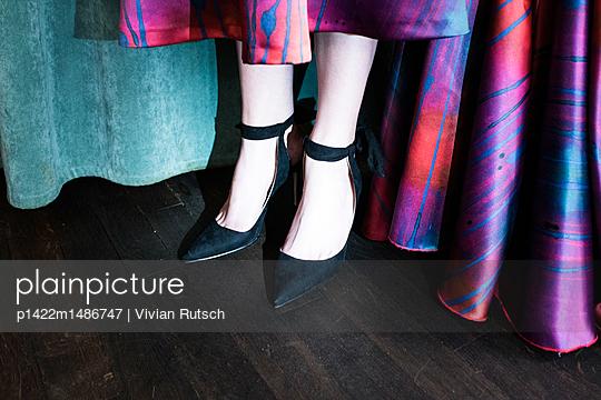 Schwarze Pumps - p1422m1486747 von Vivian Rutsch