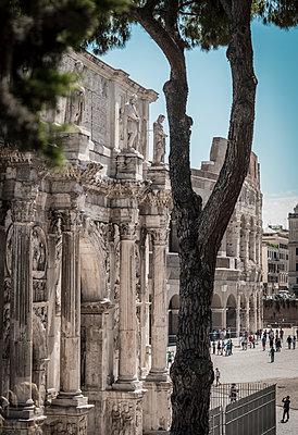 Forum Romanum, Circus Maximus - p1275m1172081 von cgimanufaktur