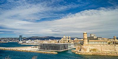 Fort Saint-Jean in Marseille - p393m1044470 by Manuel Krug
