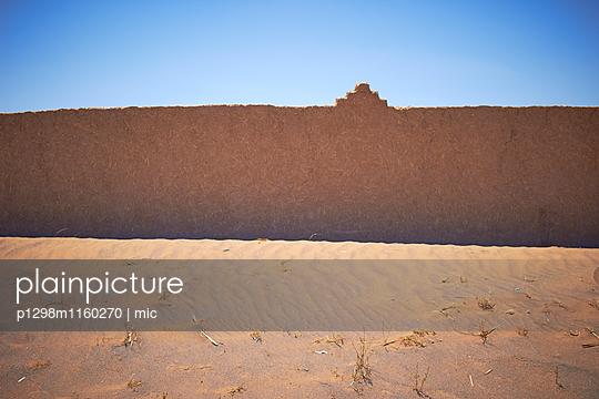 Wüstenmauer - p1298m1160270 von mic