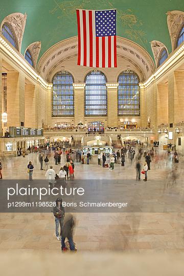 NYC Grand Central - p1299m1198528 von Boris Schmalenberger