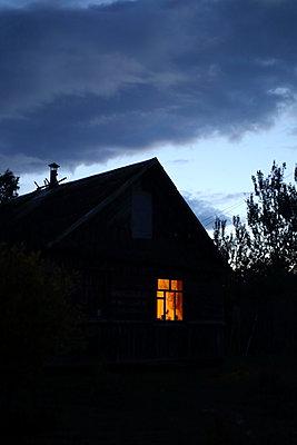 Black house  - p1063m1057290 by Ekaterina Vasilyeva