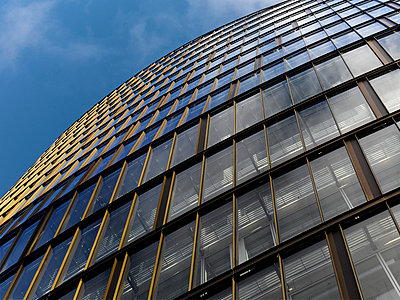 One Angel Square, The Co-op HQ Manchester. - p855m971816 by Daniel Hopkinson