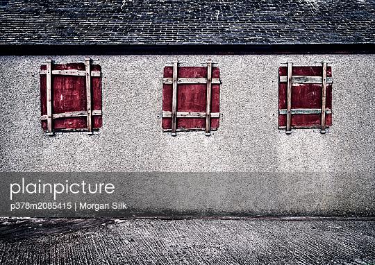 Windows,Cornwall UK - p378m2085415 by Morgan Silk