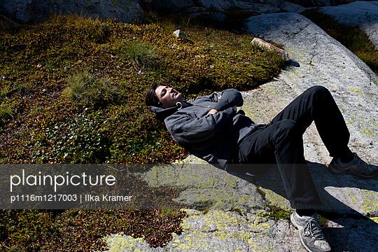 Ausruhen - p1116m1217003 von Ilka Kramer