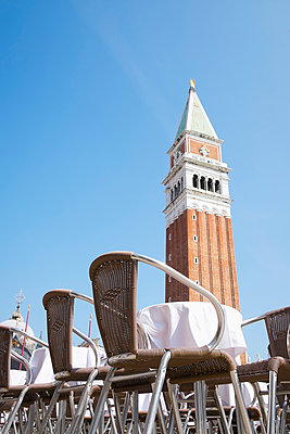 Piazza San Marco in Venice - p1149m1332979 by Yvonne Röder