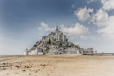 Le Mont-Saint-Michel - p248m1355127 von BY