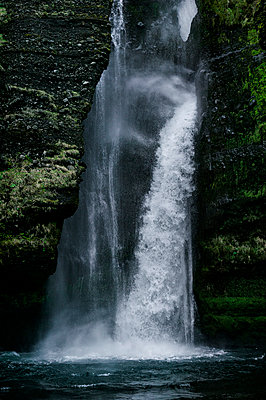 Waterfall - p947m1586617 by Cristopher Civitillo