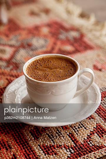 Kaffeepause - p382m2108744 von Anna Matzen