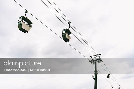 Seilbahn - p1088m2008352 von Martin Benner