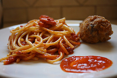 Spaghetti - p5780066 by Genie C Balantac