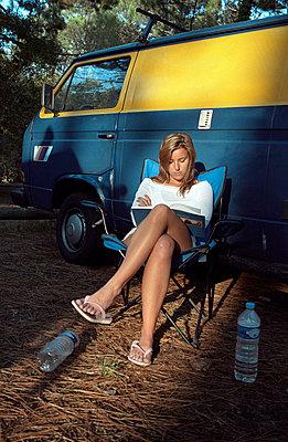 Camping - p1000252 by Andreas Klammt