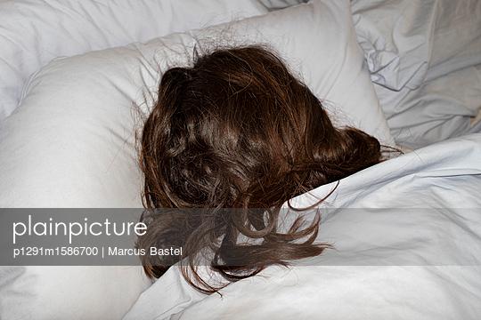 Sleeping - p1291m1586700 by Marcus Bastel