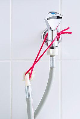 Washing machine hose - p1149m1474911 by Yvonne Röder