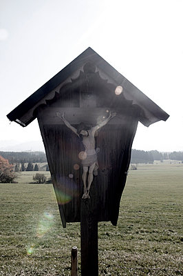 Kreuzigung - p4511027 von Anja Weber-Decker