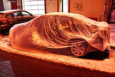 Covered car - p584m960245 by ballyscanlon