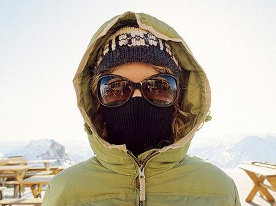 Hooded - p1000347 by Andreas Klammt