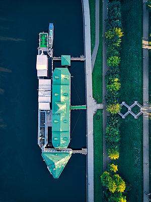 Russland, Bootsanleger - p1108m2210878 von trubavin