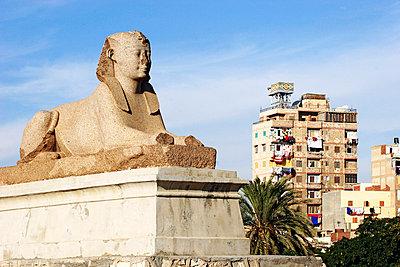Die Sphinx - p6800218 von Stella Mai
