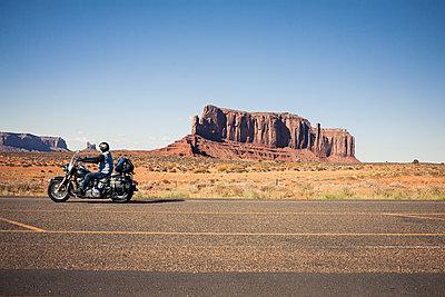 Biker Dream - p1290m1111040 by Fabien Courtitarat